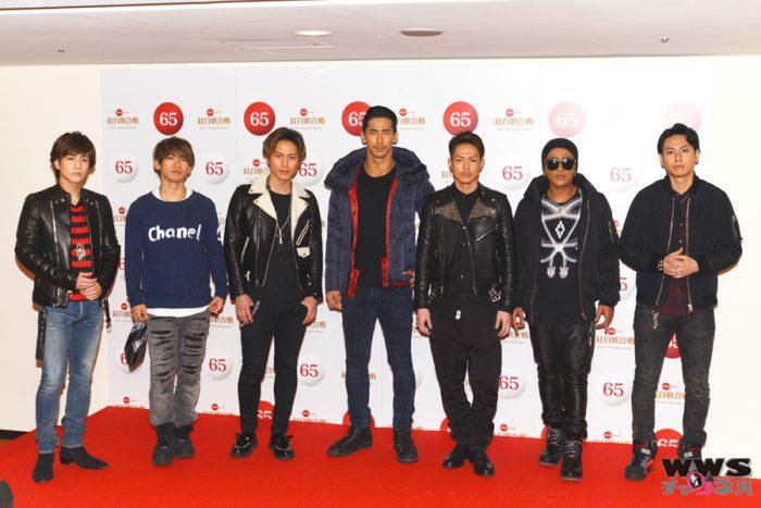 【NHK紅白】第65回NHK紅白歌合戦 三代目 J Soul Brothersが29日リハーサルに登場!
