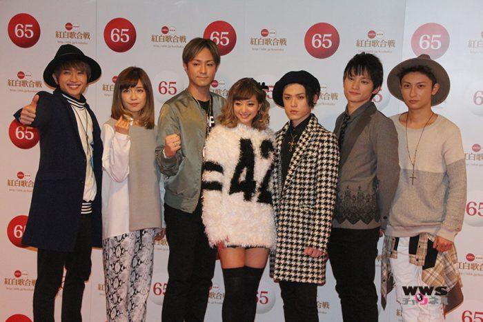 【NHK紅白】第65回NHK紅白歌合戦 AAAが29日リハーサルに登場!