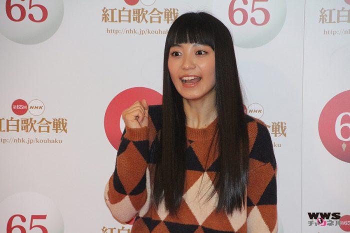 【NHK紅白】第65回NHK紅白歌合戦 miwaが29日リハーサルに登場!