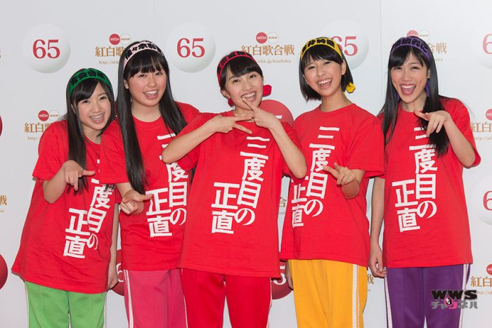 【NHK紅白】第65回NHK紅白歌合戦 ももいろクローバーZが29日リハーサルに登場!