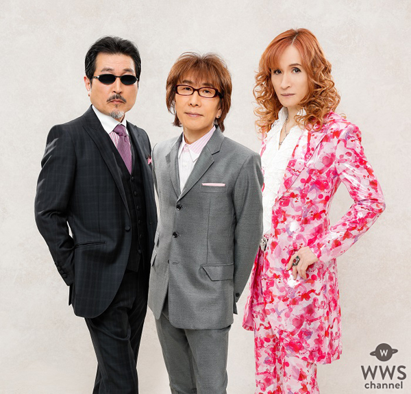 THE ALFEE 待望のニューシングル『人間だから悲しいんだ』が12月20日リリース決定!