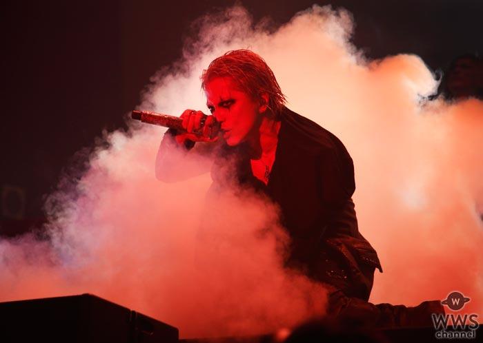 『VAMPS LIVE 2017 UNDERWORLD』が幕張メッセにてツアーファイナル!「今日が最後だからいちばんカッコいいところに行こうぜ」