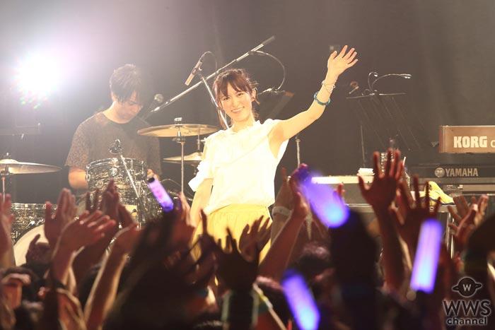小松未可子がニューシングル発売記念に最新ツアーより『HEARTRAIL』をLIVE MUSIC VIDEOとして公開!