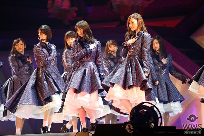 乃木坂46が全国ツアーを初の東京ドーム公演で感動のフィナーレ!「ここがスタートだと思います」