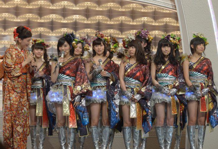 【司会には嵐・綾瀬はるか、日本を代表するアーティスト達が勢揃い】第64回NHK紅白歌合戦 @NHKホール