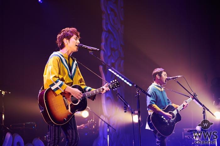 ゆずがツアーファイナルで20年続いたフリーライブ『冬至の日ライブ』の終了を発表!来春にはアルバムリリース&全国アリーナツアーが決定!