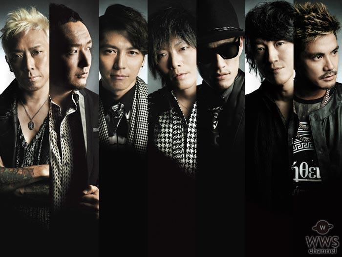 FLOW×GRANRODEOがニューシングル『Howling』を引っさげた初のコラボレーションライブ・台湾公演の詳細発表!