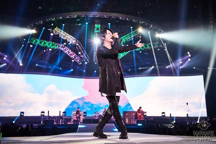 GLAY大型アリーナツアーが横浜アリーナ公演初日を終え14公演終了!新旧織り交ぜたナンバーを披露し会場満員の1万2千人が歓喜!