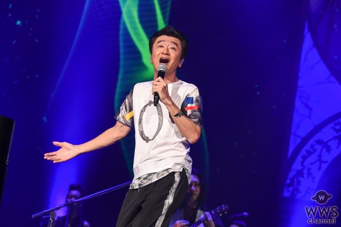 桑田佳祐 LIVE TOUR 2017『がらくた』東京ドームにて2日間で11万人が大熱狂!男性ソロアーティスト史上初の2度目のドーム公演に突入!