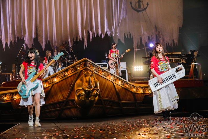 SILENT SIRENがメジャーデビュー5周年記念日に日本武道館公演!「みんなを超絶いいところへ連れていけるように頑張りたいと思います!」