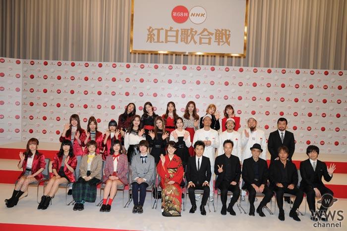 三浦大知、TWICE、Little Glee Monsterら10組が『NHK紅白歌合戦』に初出場!