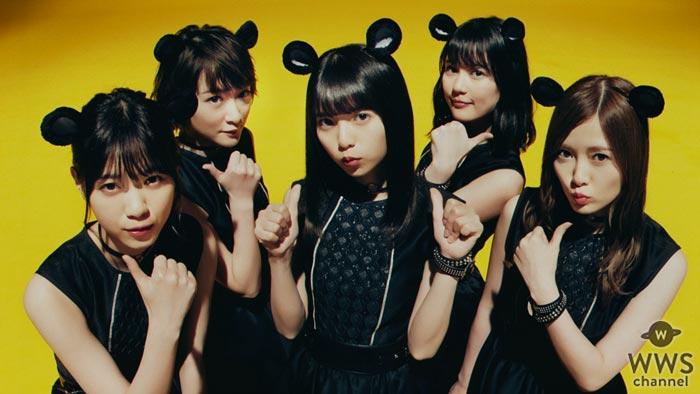 乃木坂46が可愛すぎるマウス姿でヘッドバンギングを披露!?3期生も『乃木マウス』デビュー!