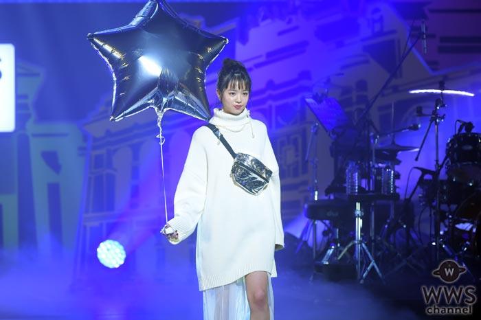 横田真悠が天使のような可愛さで魅了!『GIRLS TUNE FES 2017』のトップバッターに登場!