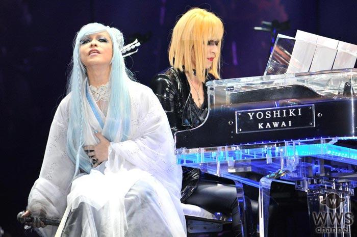 X JAPAN YOSHIKI降臨!HYDEとの奇跡のコラボでVAMPS主宰『HALLOWEEN PARTY 2017』終演!