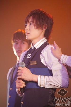 Candy Boyが『BREAK OUT祭-autumn-』のオープニングアクトを務める!