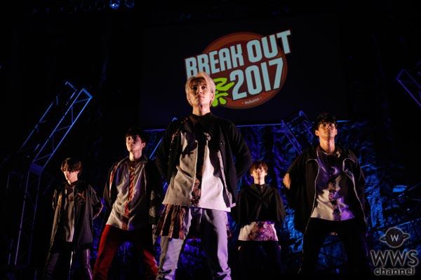 PrizmaXが『BREAK OUT祭-autumn-』に登場!「テレビに映らない盛り上がりを見せていかないか!」