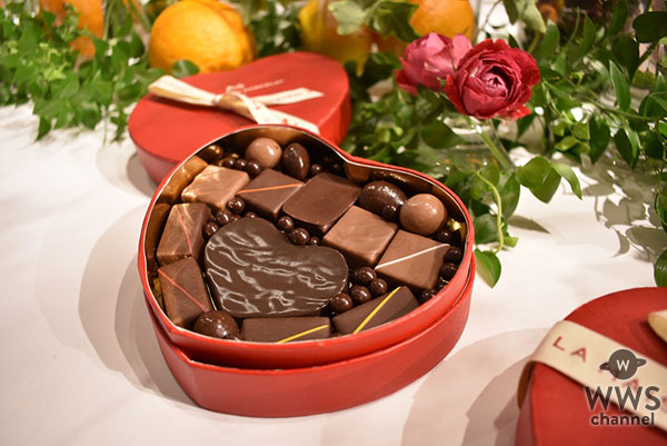 『LA MAISON DU CHOCOLAT(ラメゾンデュショコラ)』から 5種類の新作ショコラ登場!