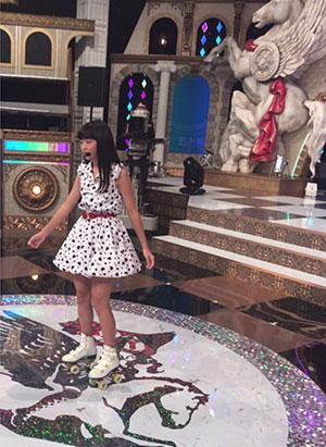 "Spindle(スピンドル)""の13歳若きエース 籾山(もみやま)ひめりが『ラストアイドル』に挑戦!残念ながら敗退もAKB48「ギンガムチェック」をローラースピンで夢はトップアイドル!"