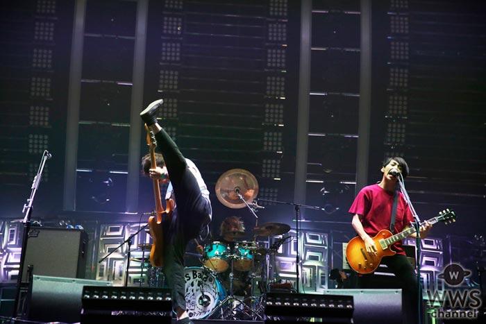 My Hair is Badのフルスロットライブが『バズリズム LIVE 2017』を圧倒!