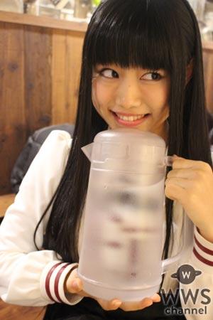 私立恵比寿中学がニューシングル発売日に開催中の『エビ中CAFE』にサプライズ登場!