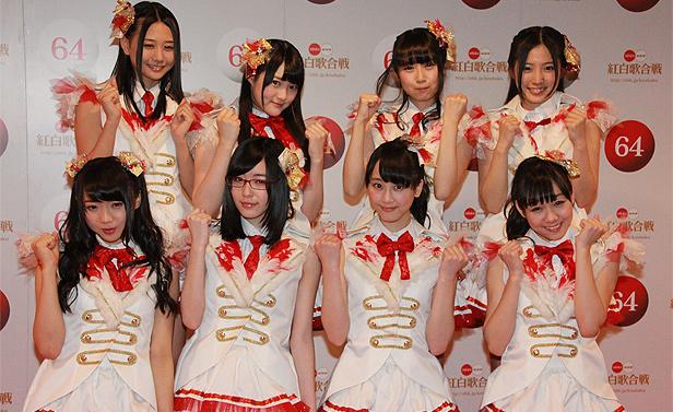【SKE48囲み会見】 第64回NHK紅白歌合戦 12月29日リハーサル @NHKホール