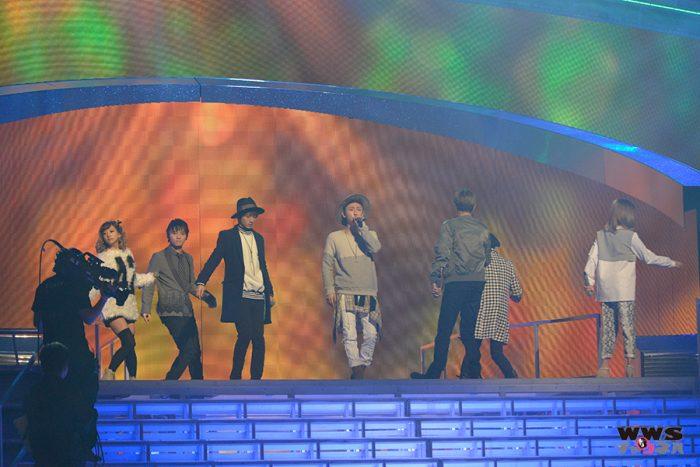 【ステージ写真】第65回NHK紅白歌合戦 AAAが29日リハーサルで『さよならの前に』を披露!