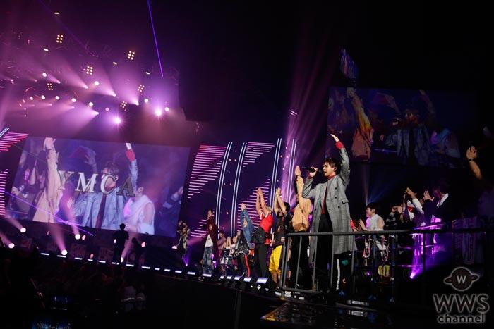 GENERATIONSが『バズリズム LIVE 2017』初日のトリを務める!「スペシャルな1日になるように皆さん楽しんでいきましょう!」