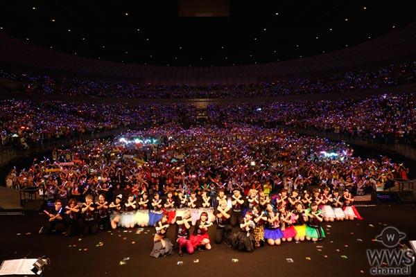 東山奈央が『ANIMAX MUSIX 2017 YOKOHAMA』に登場!「こんなに沢山の人に歌を届けられて凄く嬉しいです!」