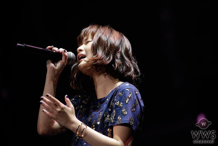 大原櫻子が『バズリズム LIVE』に初登場!「こんなに広い会場で、こんなに素敵な出演者とご一緒出来て嬉しいです!」