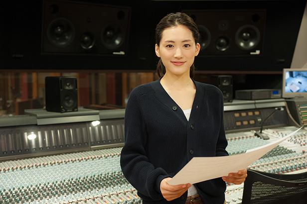 【NHK紅白歌合戦】「歌がここにある」特別企画決定!綾瀬はるか「花は咲く」を歌う!