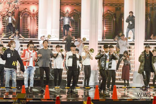 三代目 J Soul BrothersがNHK紅白リハーサルを超HAPPYなステージで魅せる!大晦日一夜だけのスペシャルライブに期待!