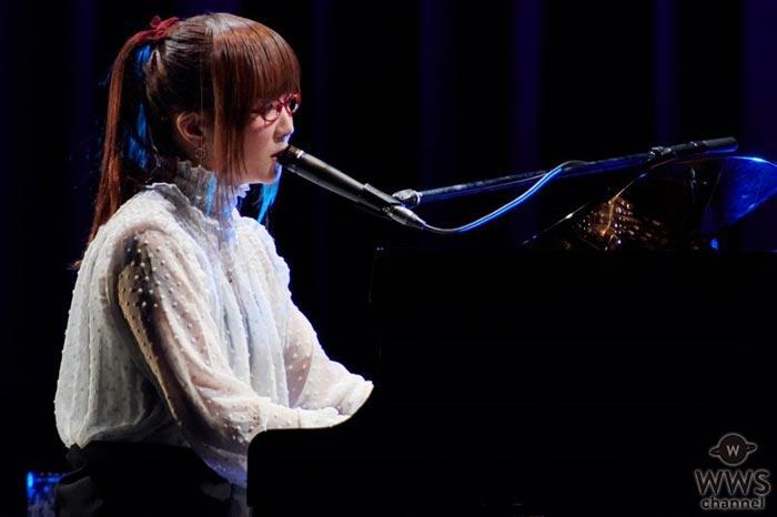 奥華子が人の心の闇を綴った曲のみをグランドピアノのみで弾き語るスペシャルライブを開催!「ずっといつかやってみたかった」