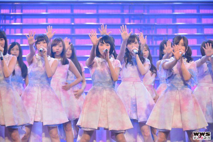 乃木坂46が第66回NHK紅白歌合戦 最終リハーサルステージに登場!