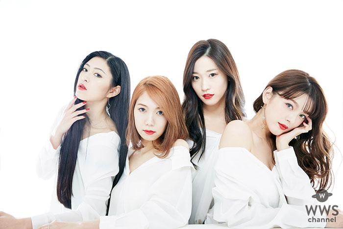 韓国巨大リゾートホテルでライブを行う日本人ガールズグループ・ROZEが12月13日(水)にNew Maxi Singleをリリース!!