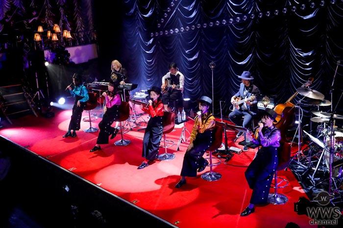 ももいろクローバーZが新境地のライブを魅せた『MTV Unplugged: Momoiro Clover Z』をMTVとスカパー! 4K総合で同時放送!