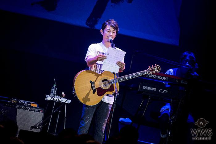 藤木直人、ライブハウスツアーの映像化が決定!!&アジアツアーも大盛況で幕を閉じる