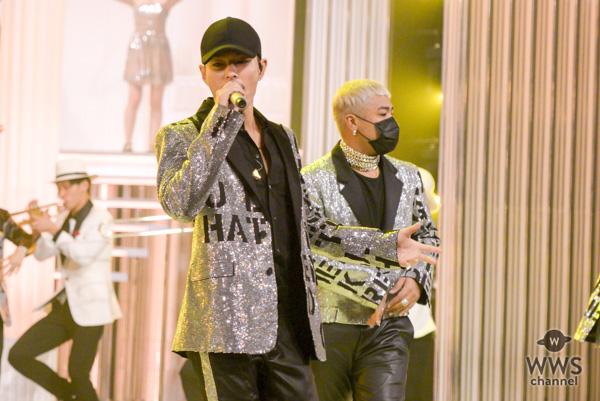 三代目 J Soul BrothersがNHK紅白の最終日リハーサルに登場!キレキレダンスと世界観が宇宙規模に広がる歌唱力で魅了!
