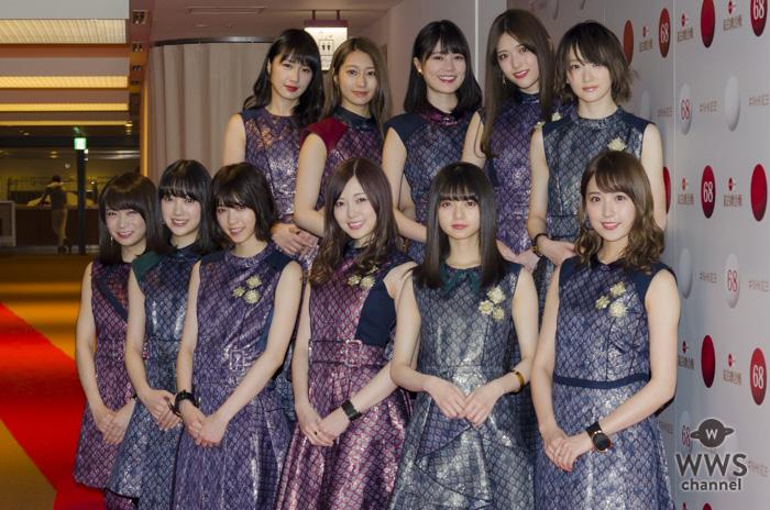 乃木坂46が『第68回NHK紅白歌合戦』のリハーサルに登場!