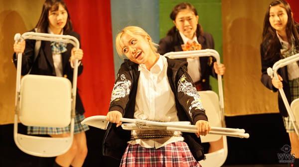 少女達が駆け抜けた、舞台『ローファーズハイ!!vol.3』千秋楽へ!当日券に長蛇の列