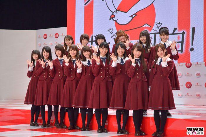第66回NHK紅白歌合戦に乃木坂46が初出場!念願の紅白初出場は涙とモノマネ!?