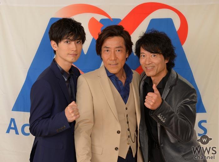 岸谷五朗、寺脇康文、三浦春馬と豪華出演陣が集結!『Act Against AIDS』が日本武道館で開催!