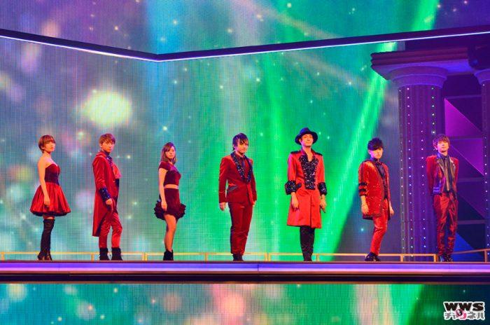 【写真特集】AAAが第66回NHK紅白歌合戦 最終リハーサルステージに登場!