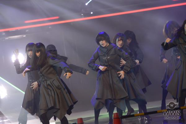 欅坂46が『第68回NHK紅白歌合戦』のリハーサルに登場!