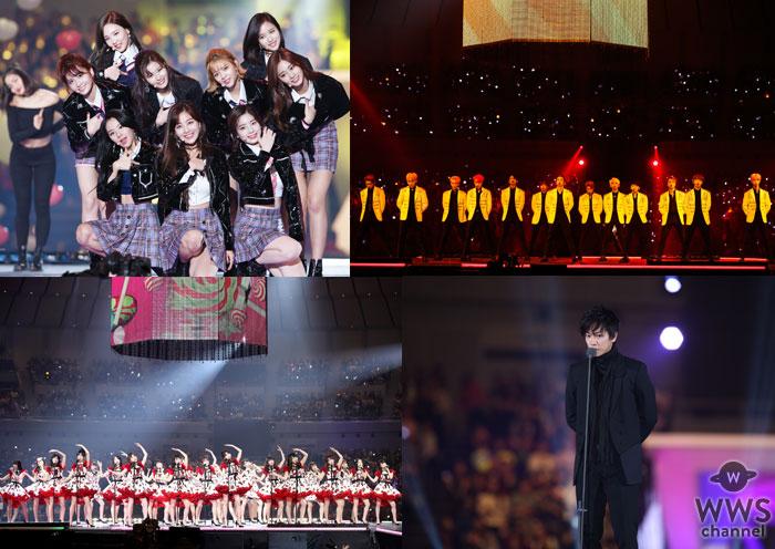 【写真特集】「2017 MAMA in Japan」にSEVENTEEN、TWICE、EXO-CBXら人気グループが集結!AKB48、秋元康も出演!