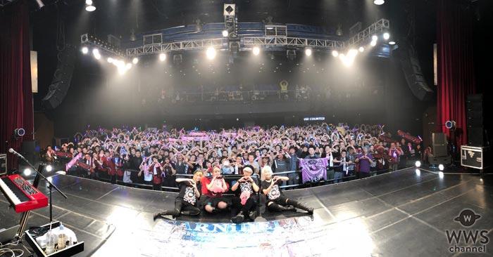 GARNiDELiAが初のアジアツアー完走!4公演で累計4000人を動員!