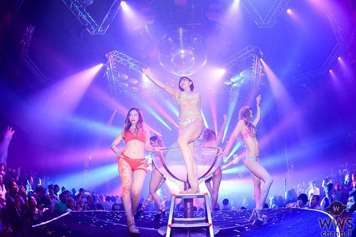 目指せ10,000杯!12/15新木場アゲハでバーレスク東京美女ダンサー軍団が大盤振る舞いテキーラバンバンPARTY!