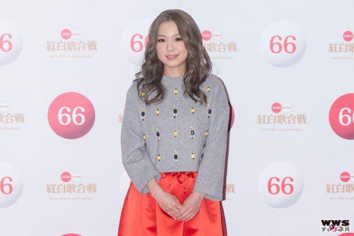 西野カナが第66回NHK紅白歌合戦 リハーサルに登場!