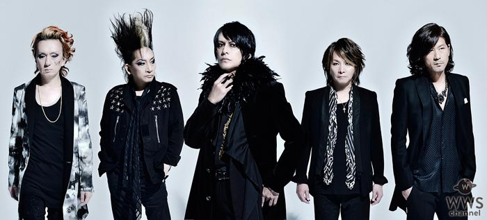 BUCK-TICKのデビュー30周年プロジェクト第2弾シングル『Moon さよならを教えて』が2018年2月21日にリリース決定!