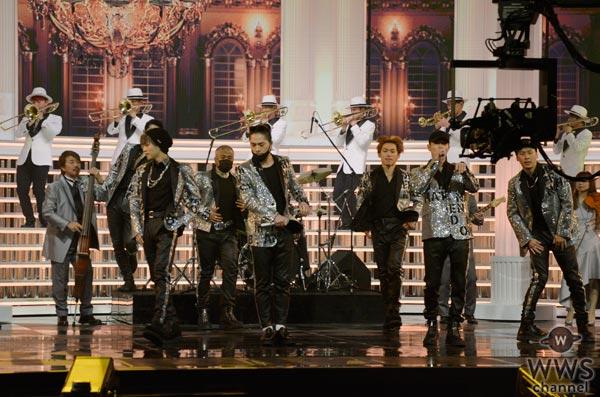 三代目 J Soul Brothers from EXILE TRIBEが『第68回NHK紅白歌合戦』の最終日リハーサルに登場!