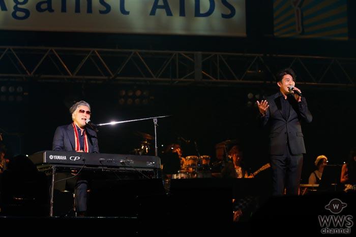 Skoop On Somebodyが『Act Against AIDS 2017』に登場!「これからもラブソングを歌い続けることがメッセージになると思います。」